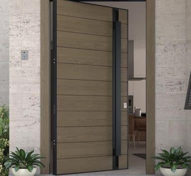 Θωρακισμένη Πόρτα Pivot