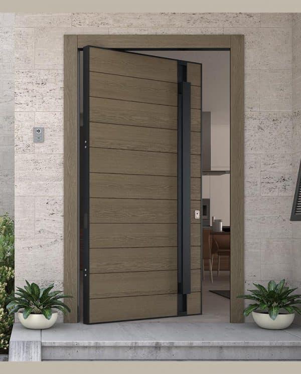 Security Steel Door Pivot