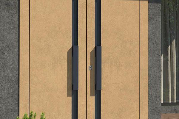 Security Steel Door FLAWLESS