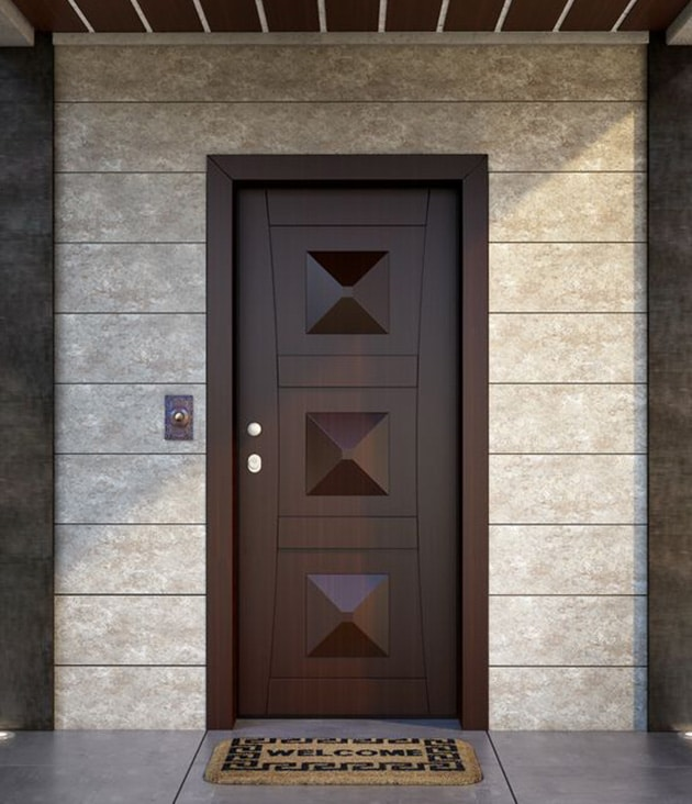 Sabadoor Doors Traditional Armoured Doors