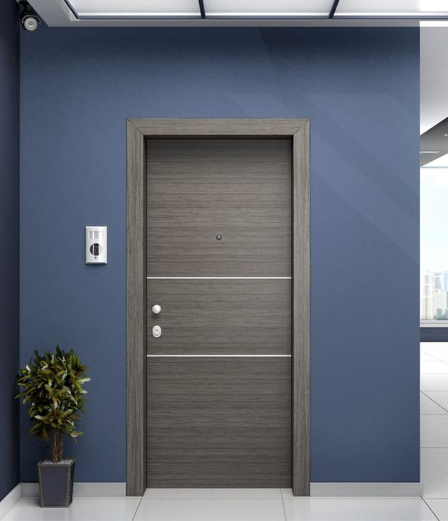 Sabadoor Laminate Doors Security Steel Doors