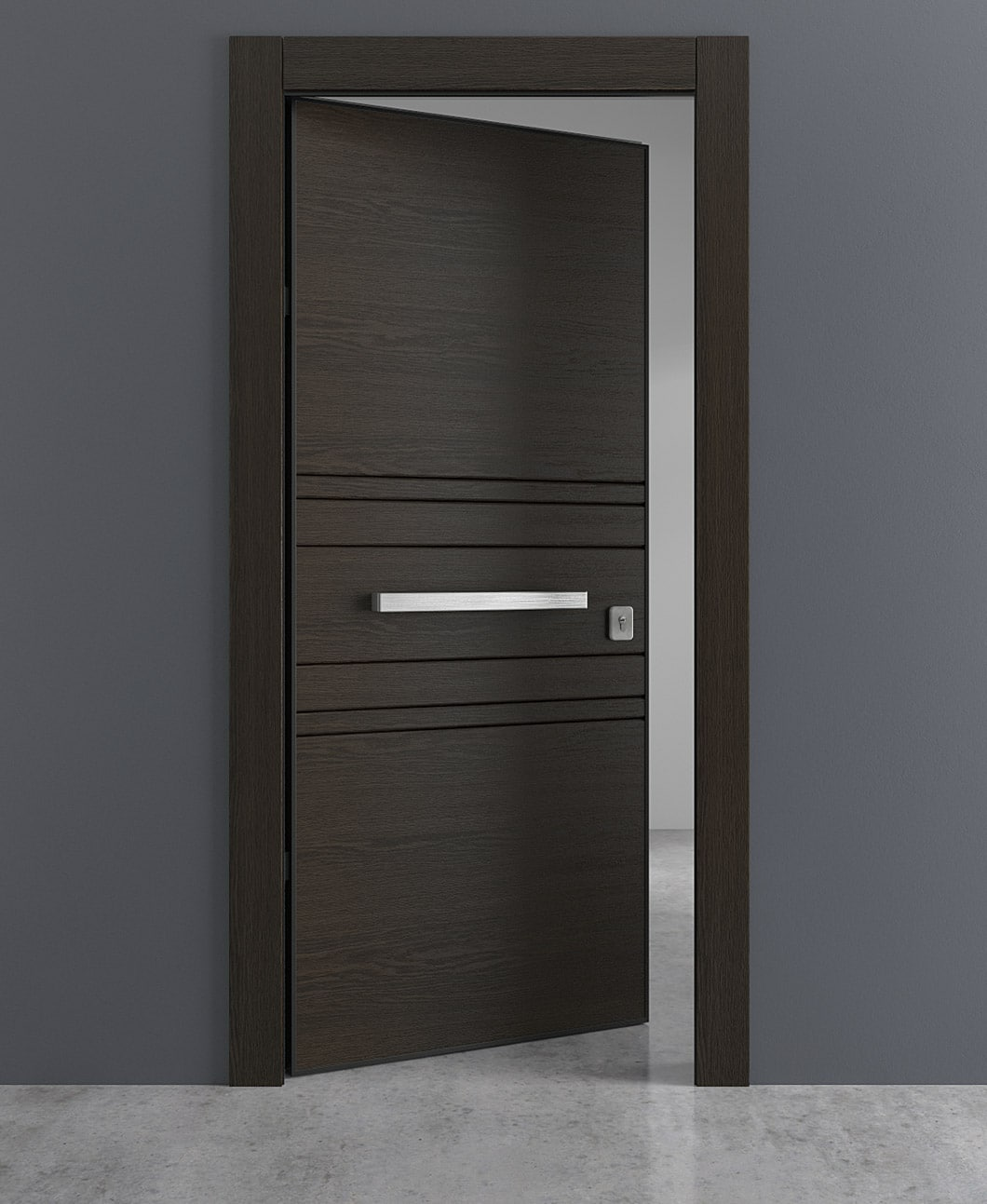 Sabadoor Doors Pantographic Armoured Doors