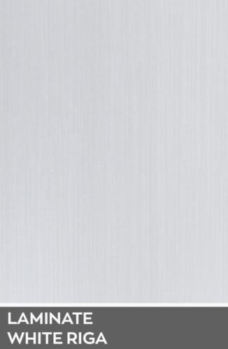 LAMINATE WHITE RIGA