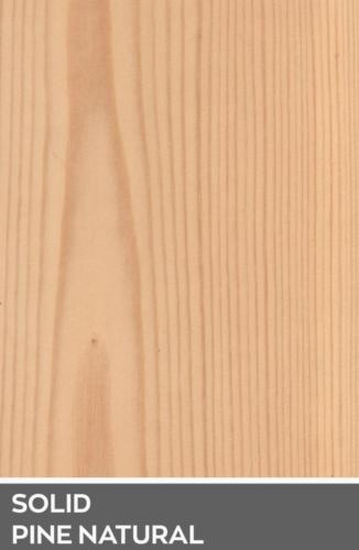 SOLID PINE NATURAL